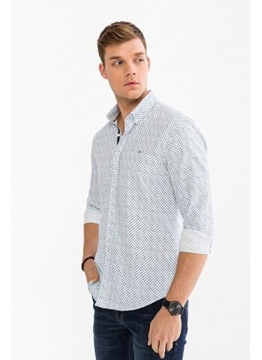Avva Erkek   Gömlek A92S2271 Beyaz